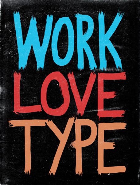 :: Work, love and type.