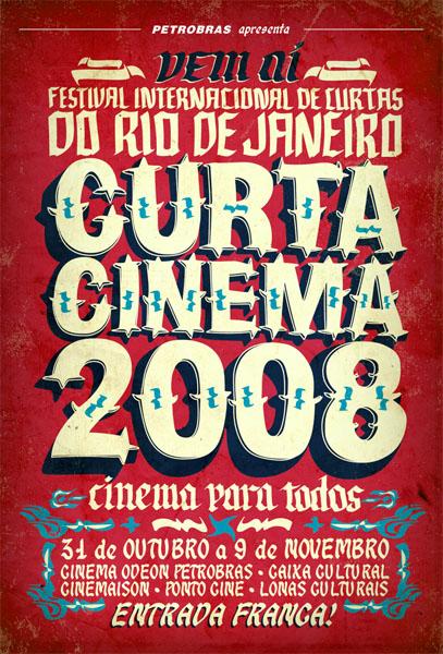 Poster for Rio de Janeiro int'l Short Film Festival